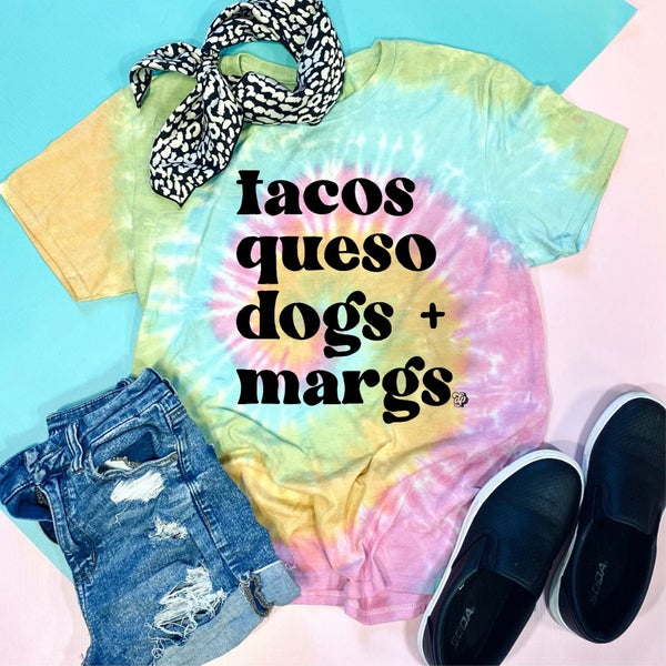 Cindo de Mayo Tacos queso dogs and margs!