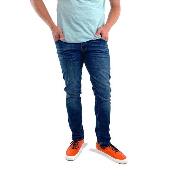 #ManKan! - Men's KanCan Slim Straight Leg Jeans