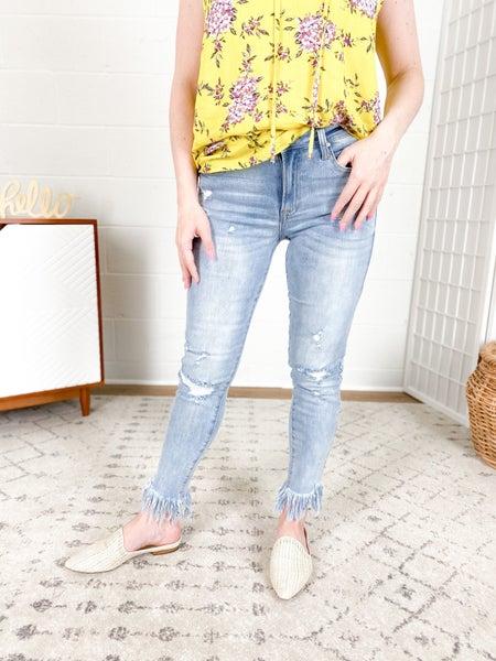 C'est Toi Friends with Benefits Jeans