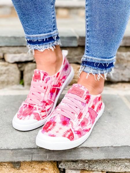 Blowfish Berry Crush Tie Dye Slip On Sneakers