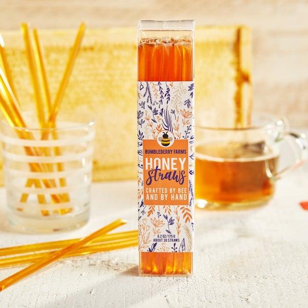 Clover Honey Straws