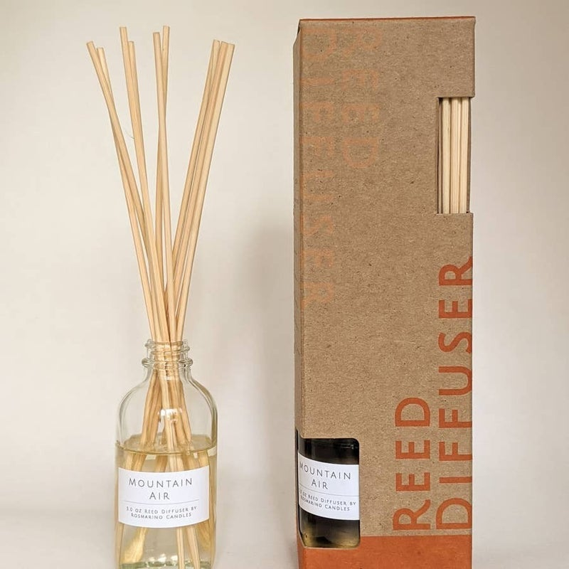 Reed Diffuser (Multiple Scents)