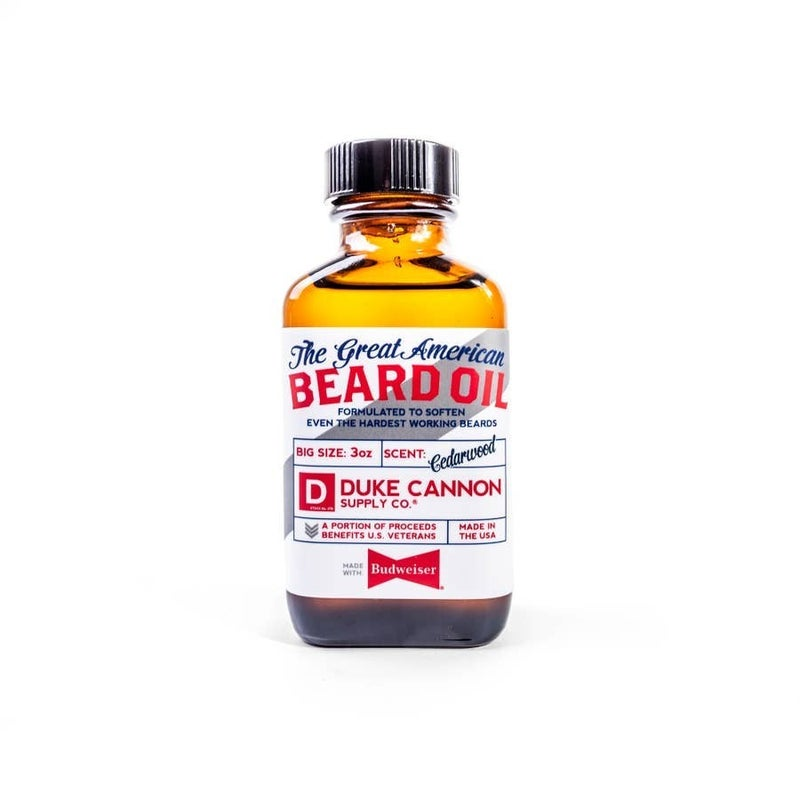 RESTOCK! Duke Cannon Beard Oil (Multiple Scents)