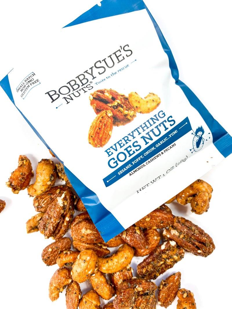 2.5oz Roasted Nuts Grab & Go Bag (Multiple Flavors)