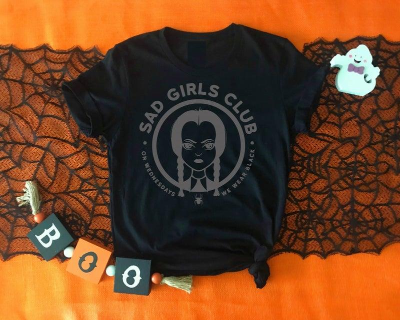Wednesday Sad Girls Club