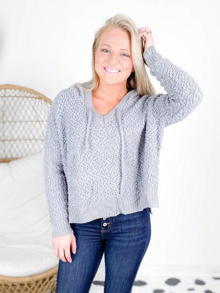 POL Popcorn Sweater Hoodie (Multiple Colors)