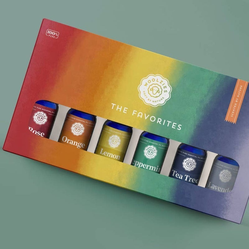 The Favorites Rainbow Collection