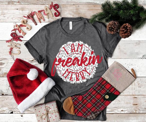 Freaking Merry