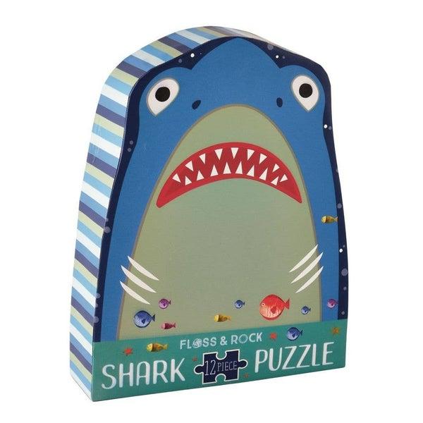 Shark 12pc Jigsaw Puzzle