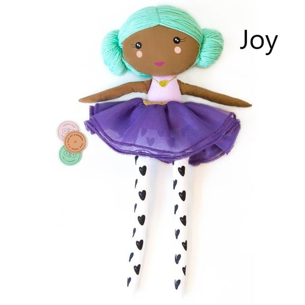 The Doll Kind: Kindness Doll (Multiple Options)
