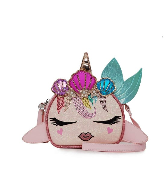 Miss Gisel The Mermaid Crossbody