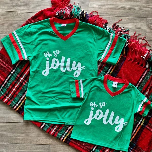 INSTOCK! Oh So jolly Adult and Youth!!