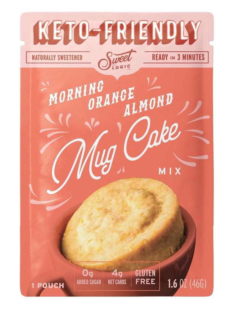 POPPY DAY! Keto Mug Cake (Multiple Flavors)