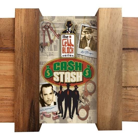 Cash Stash - Puzzles & Games