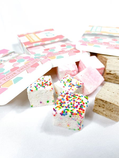 12 Count Gourmet Marshmallows (Multiple Flavors)