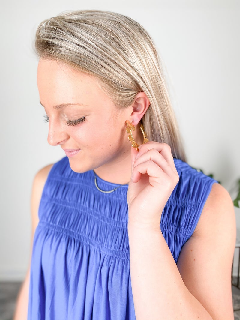 Karli Buxton Turkish Hoop Earrings