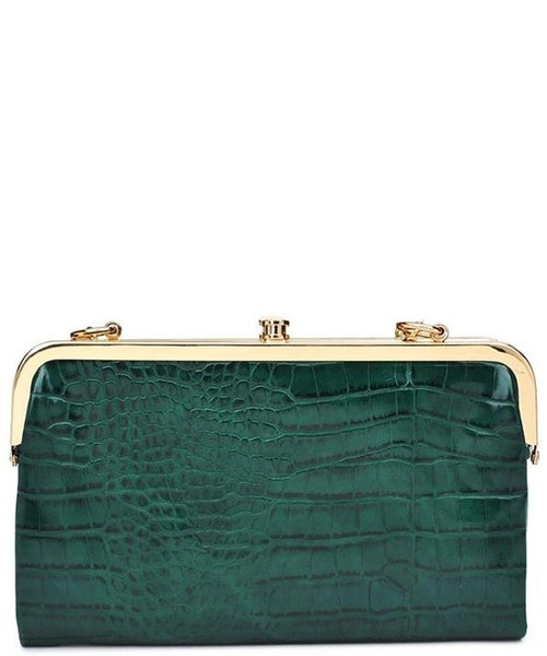 Alicia Crossbody Clutch Purse