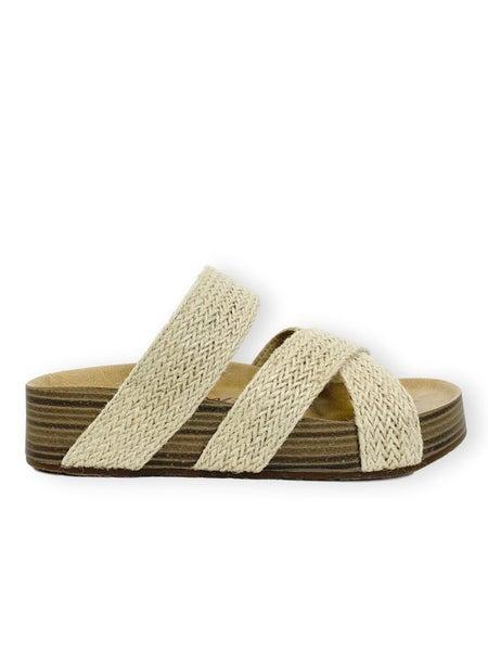 Blowfish Malibu Platform Knit Sandals