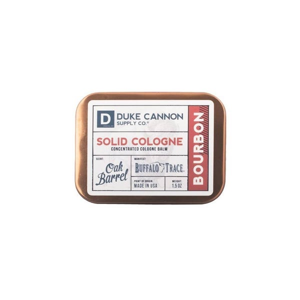 Duke Cannon Solid Cologne (Multiple Options)