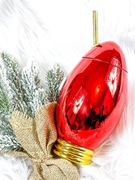 Shiny & Bright Holiday Light Cup
