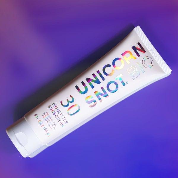 Unicorn Snot Glitter Sunscreen (Multiple Colors)