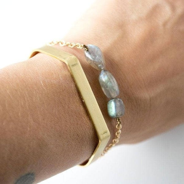 Crystal Cuff Bracelets (Multiple Options)