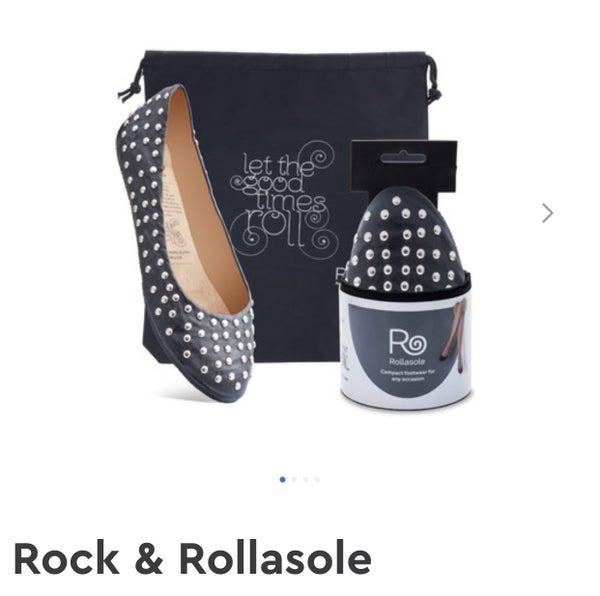 Rock & Rollasole Ballet Flats
