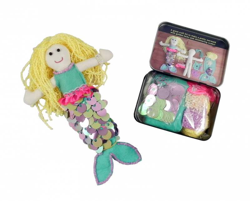 Gift In A Tin (Mermaid or Mechanic)