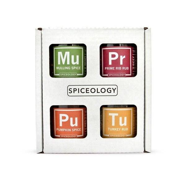 RESTOCK!! Spiceology Holiday Essentials Gift Set