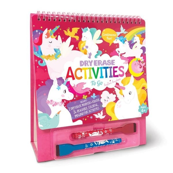 Dry Erase Activities To Go (Multiple Options)