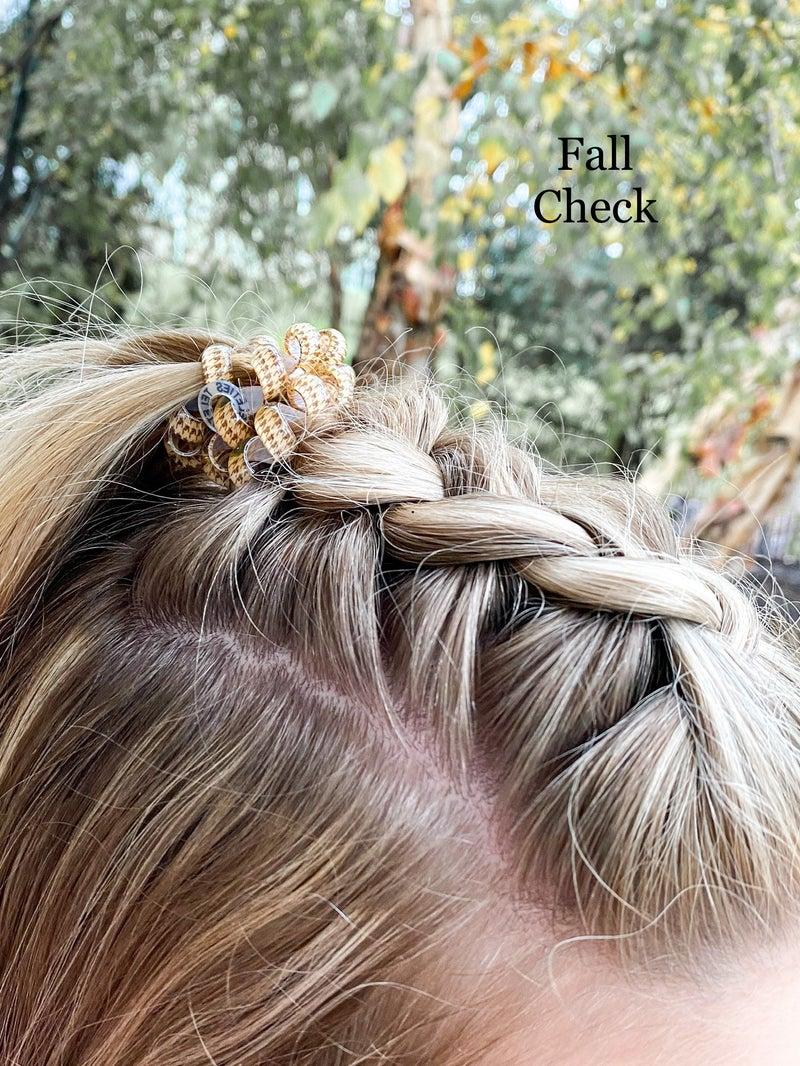 Gorgeous Fall Teleties Hair Ties (Multiple Colors)