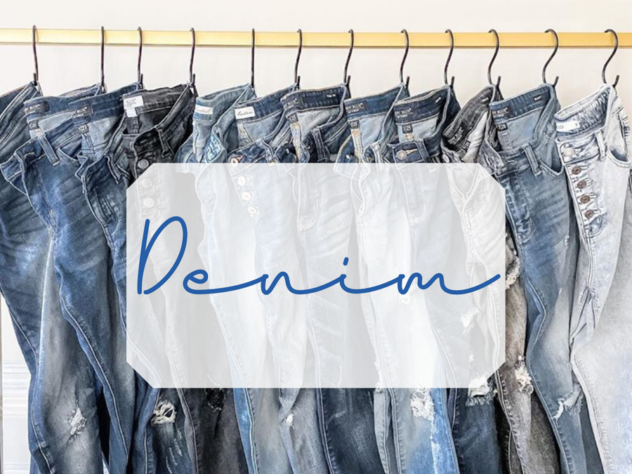 Shop our Denim!