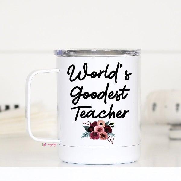 World's Goodest Teacher (great gift!!)