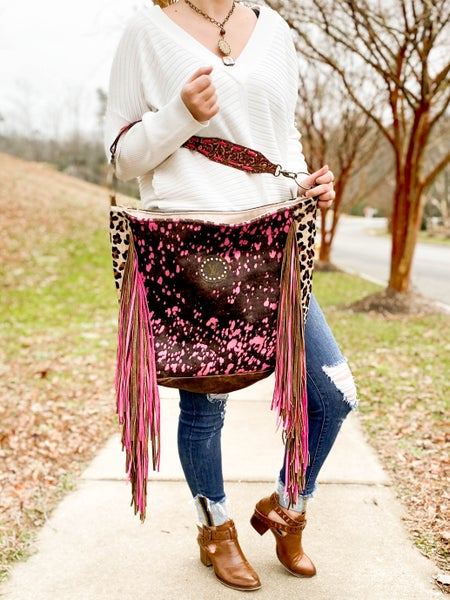 Keep it Gypsy Upcycled Authentic LV Bag