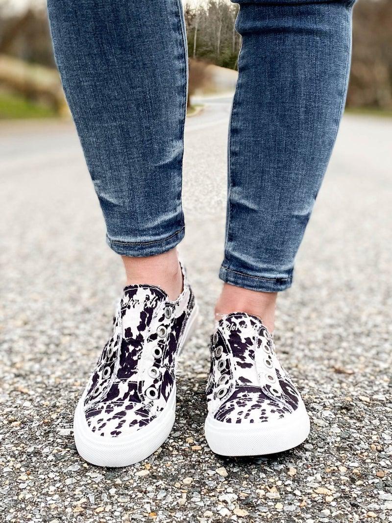 Blowfish Play Milk Chocolate Chip Sneakers