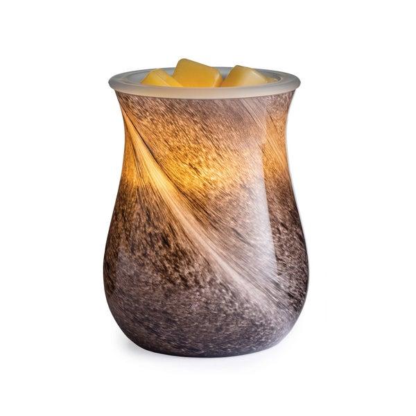 Blown Glass Large Wax Warmer