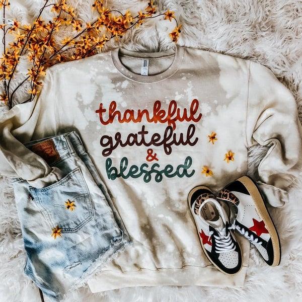 Thankful (SUPER QUICK TURNAROUND)