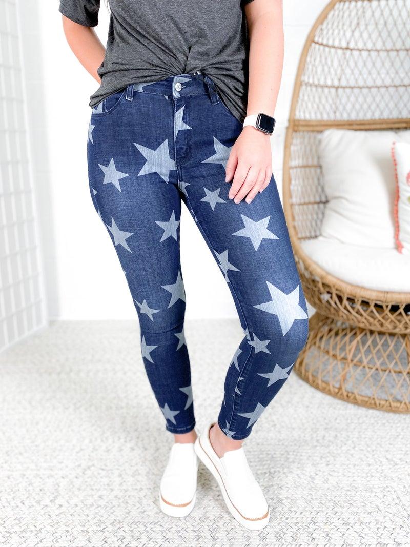 Hammer Seeing Stars Skinny Jeans