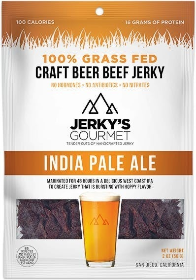 Grass Fed Beef Jerky (Multiple Flavors)