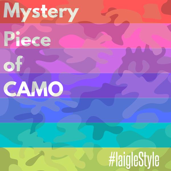 Mystery PIECE OF CAMO!