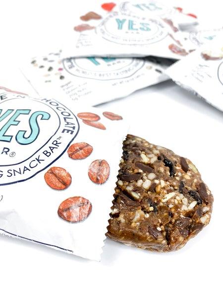 RESTOCK! Yes Bar - World's Best Tasting Snack Bar