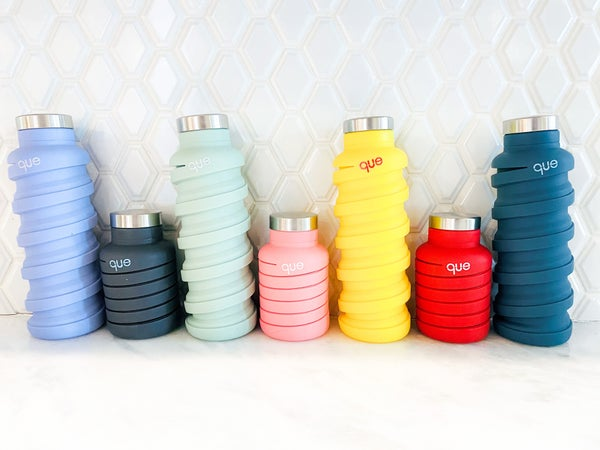 que Bottle - 20oz Collapsible Bottle