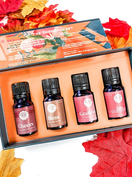 The Thankful Essential Oil Collection