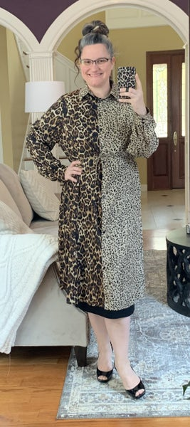 The Perfect Leopard Dress