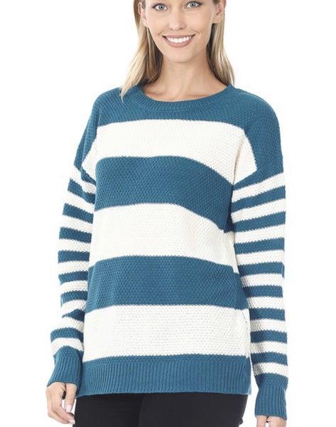 Stripes Sweater *Final Sale*