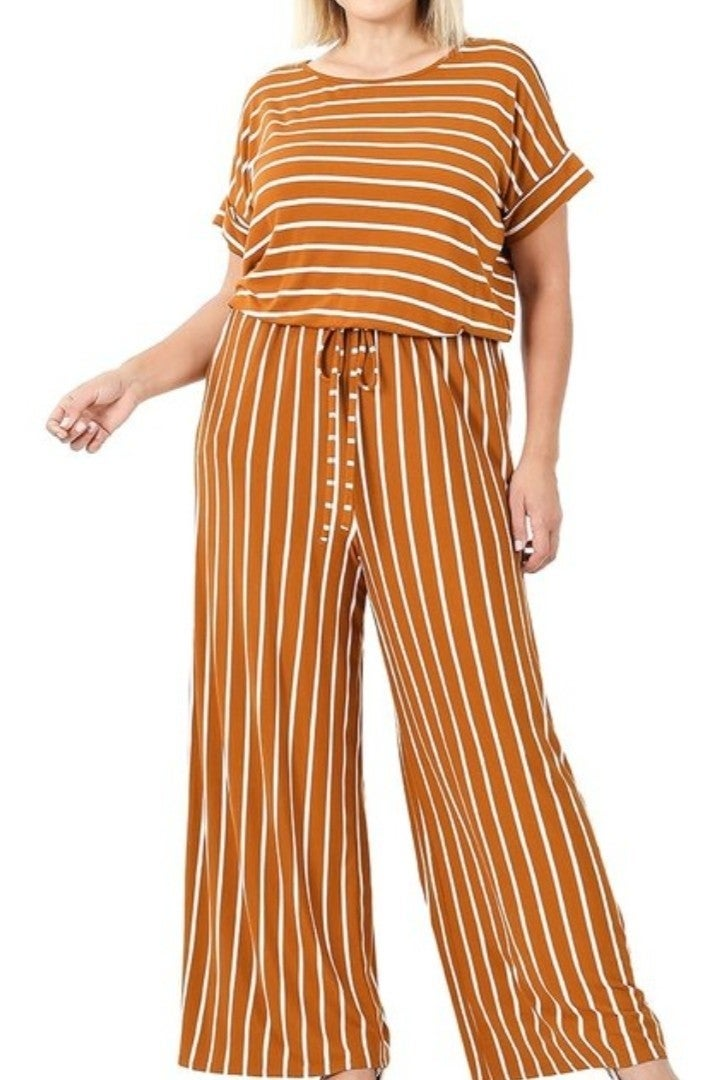 It's the stripes for me