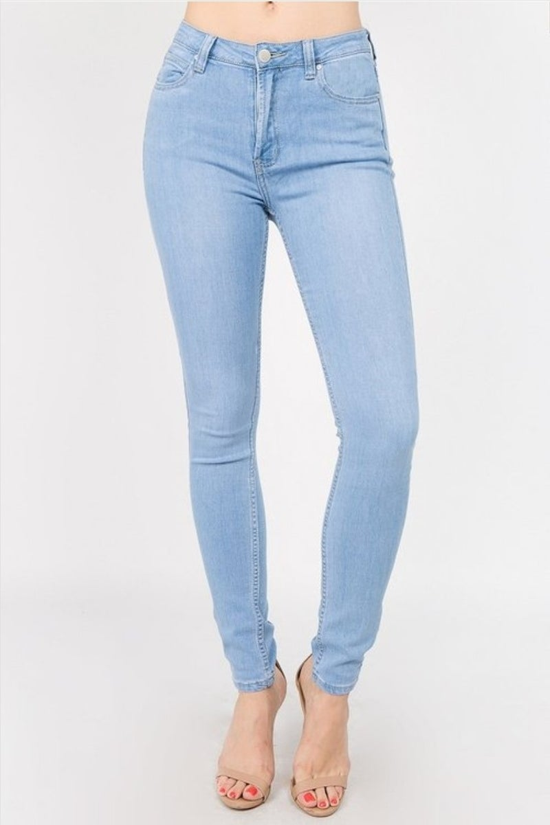 All about the skinnies