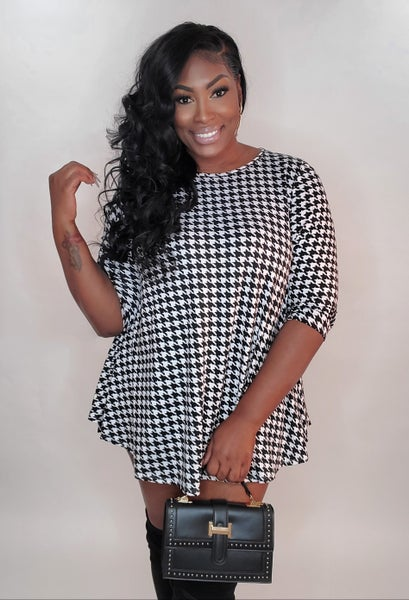 Sweet Houndstooth