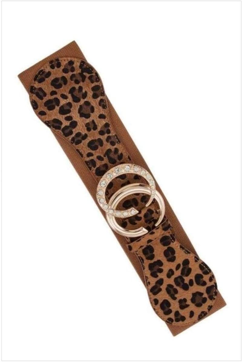 Leopard Around my waist