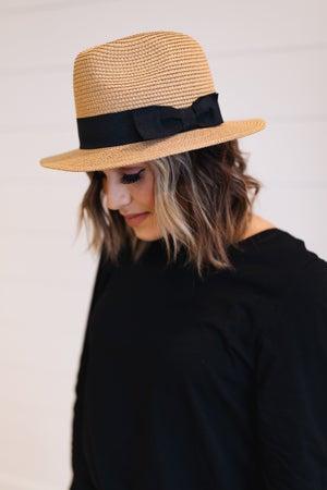sku19874   Woven Panama Hat